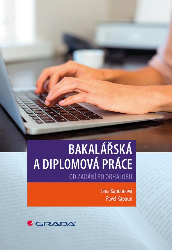 Bakalářská a diplomová práce
