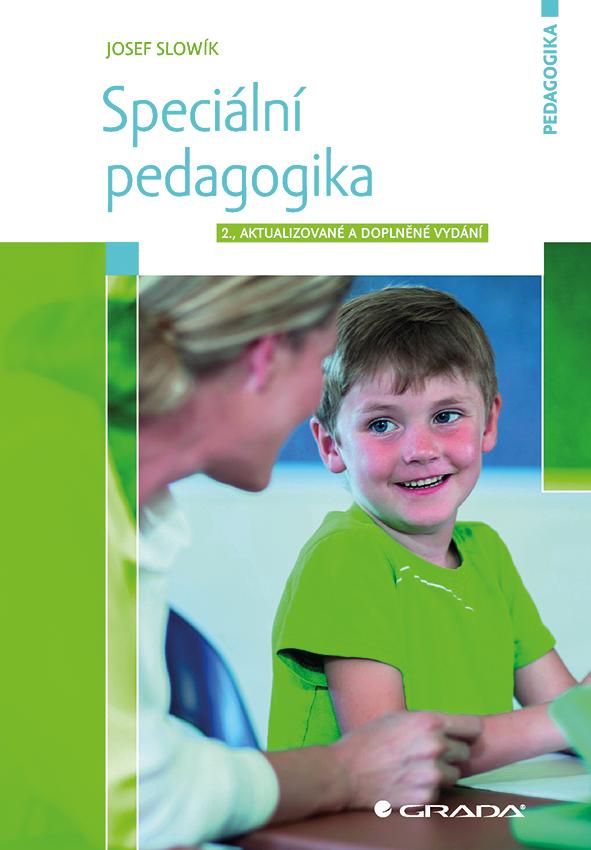 Speciální pedagogika, 2., aktualizované a doplněné vydání