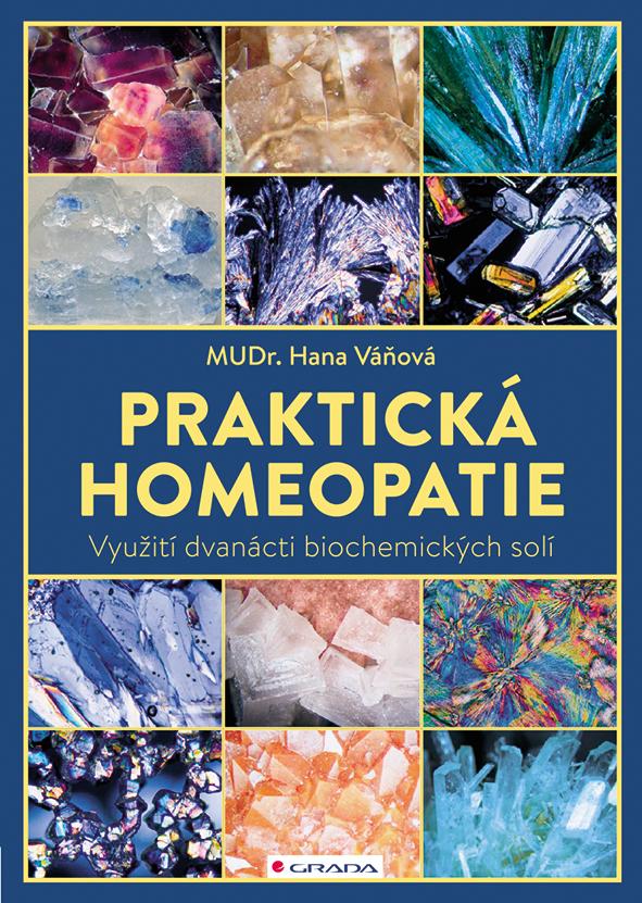 Praktická homeopatie, Využití dvanácti biochemických solí