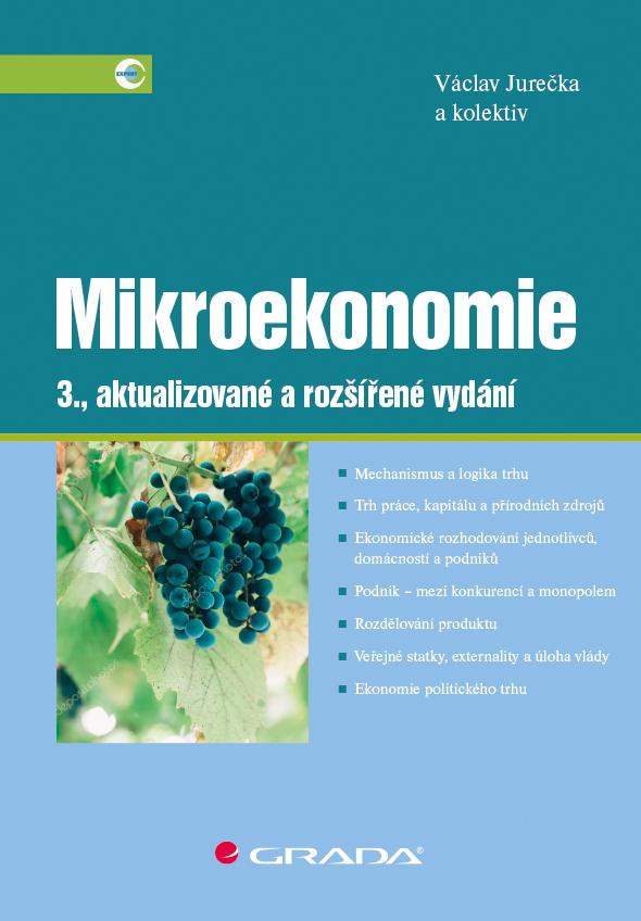 Mikroekonomie, 3., aktualizované a rozšířené vydání