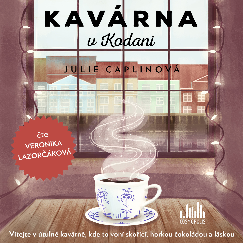 Kavárna v Kodani (AUDIOKNIHA CD)