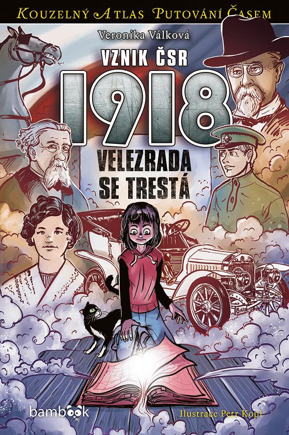 Vznik ČSR 1918, Velezrada se trestá