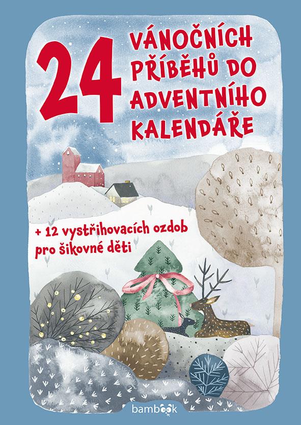 Levně 24 vánočních příběhů do adventního kalendáře, Šilha Petr
