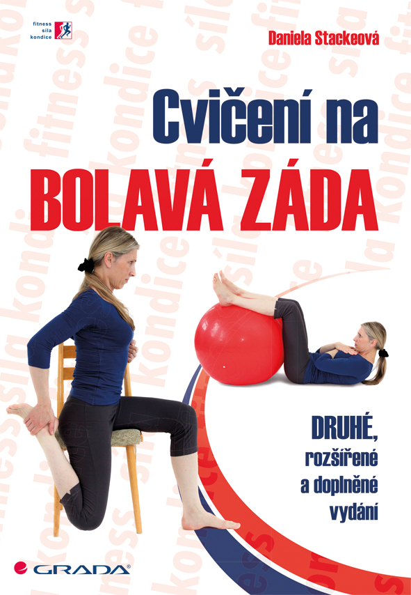 Cvičení na bolavá záda, Druhé, rozšířené a doplněné vydání