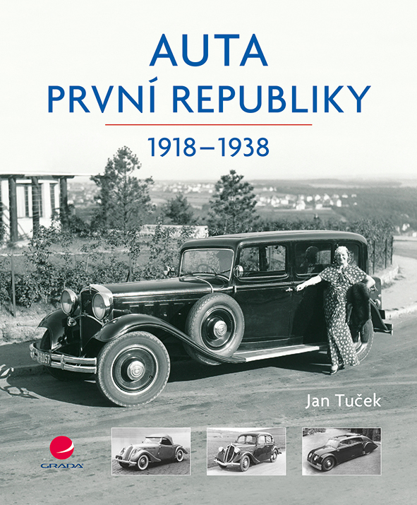 Auta první republiky, 1918-1938