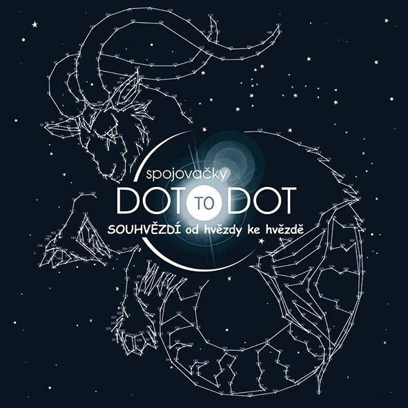 Spojovačky dot to dot Souhvězdí, od hvězdy ke hvězdě