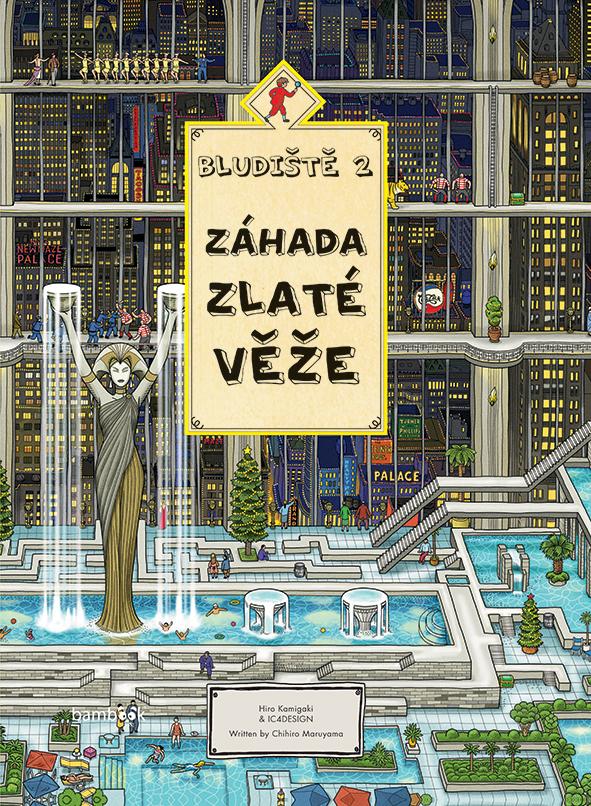 Bludiště 2 Záhada Zlaté věže
