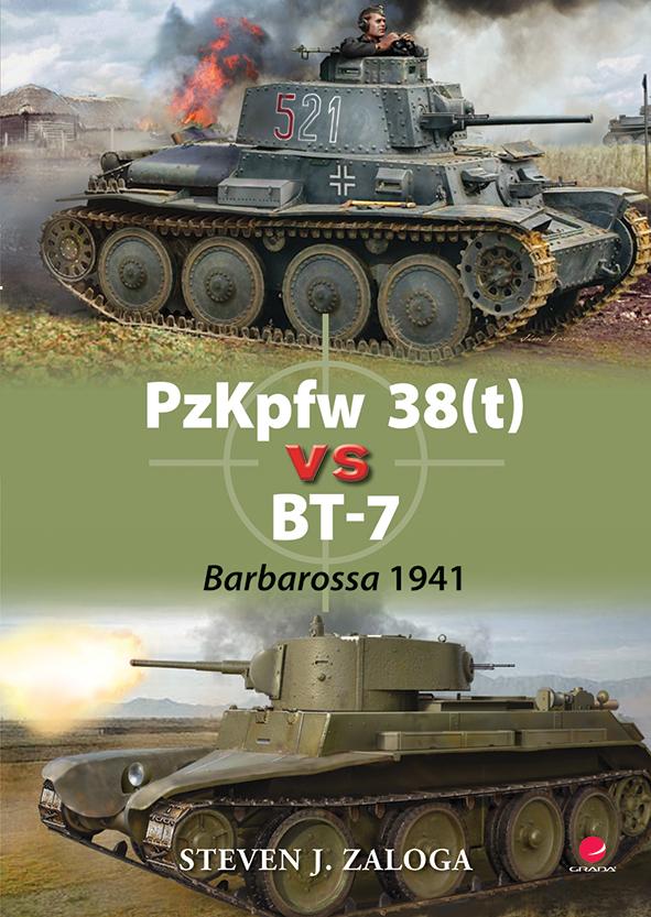 PzKpfw 38(t) vs BT-7, Barbarossa 1941