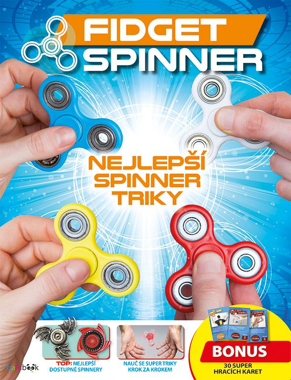 Fidget Spinner - Nejlepší spinner triky,