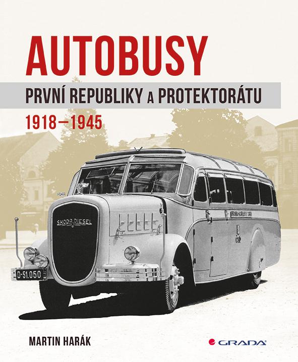 Autobusy první republiky a protektorátu, 1918-1945