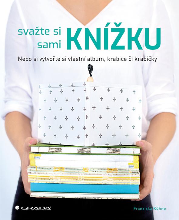 Svažte si sami knížku, album, diář, artbook...
