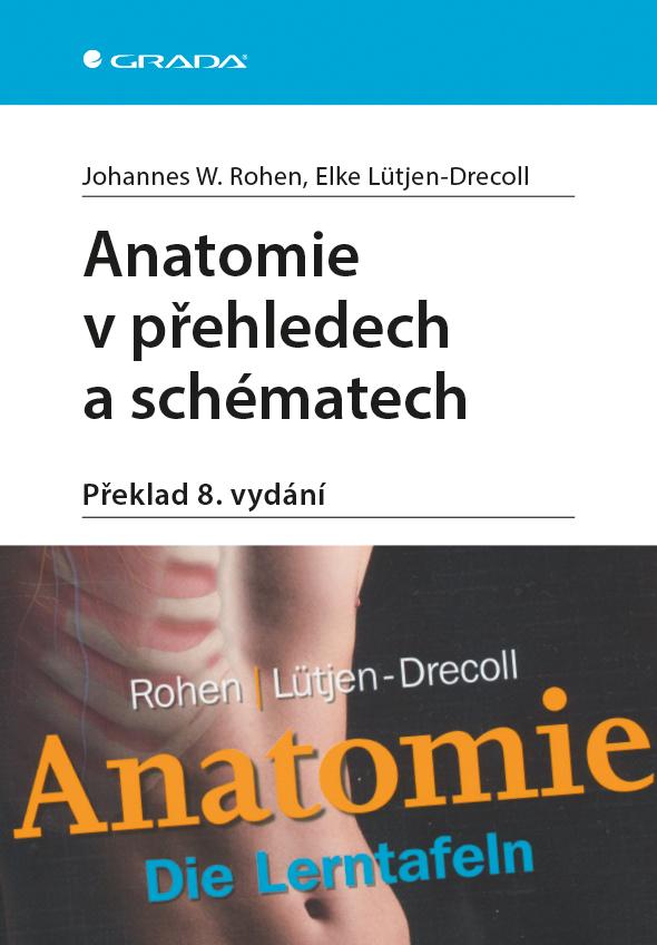Anatomie v přehledech a schématech, Překlad 8. vydání