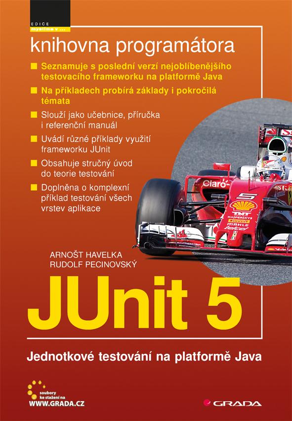 JUnit 5, Jednotkové testování na platformě Java