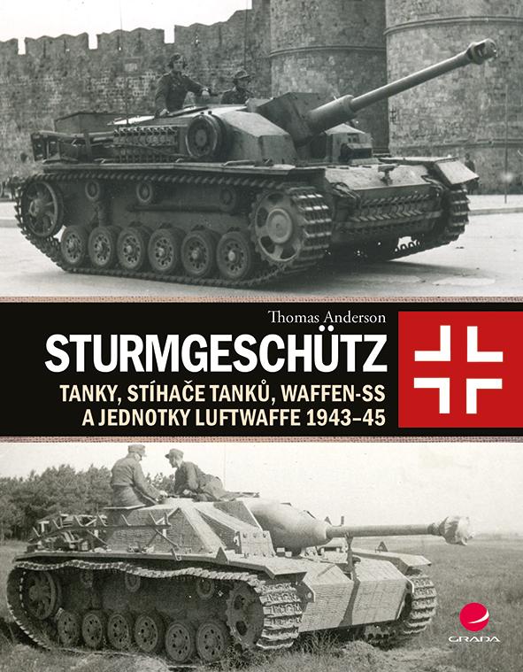 Sturmgeschütz, Tanky, stíhače tanků, Waffen-SS a jednotky Luftwaffe 1943–45