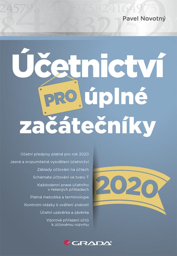 Účetnictví pro úplné začátečníky 2020, Novotný Pavel