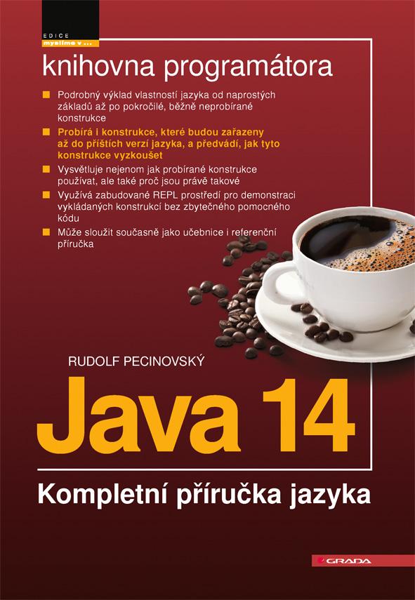 Java 14, Kompletní příručka jazyka
