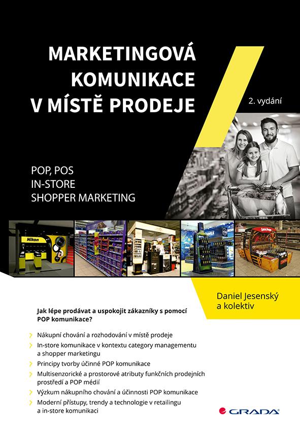 Marketingová komunikace v místě prodeje, Jesenský Daniel