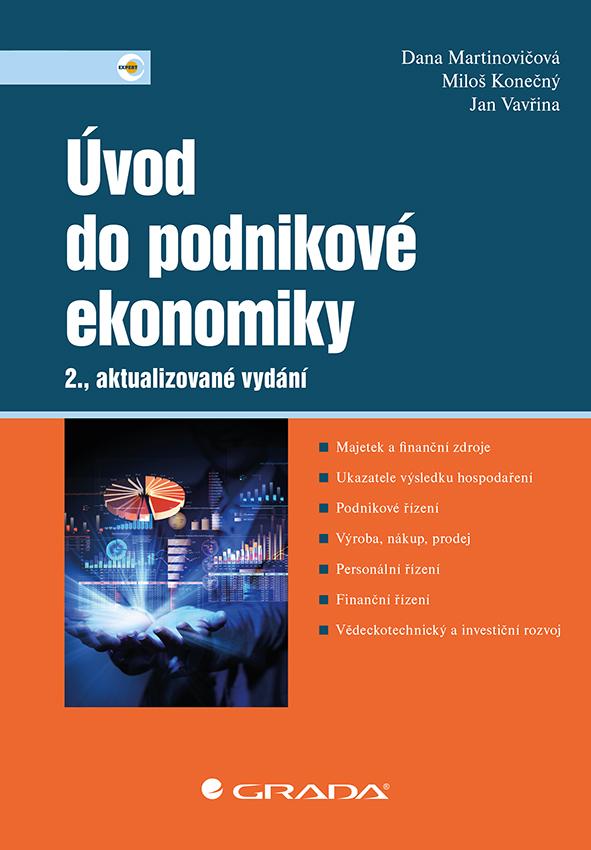 Úvod do podnikové ekonomiky, 2., aktualizované vydání