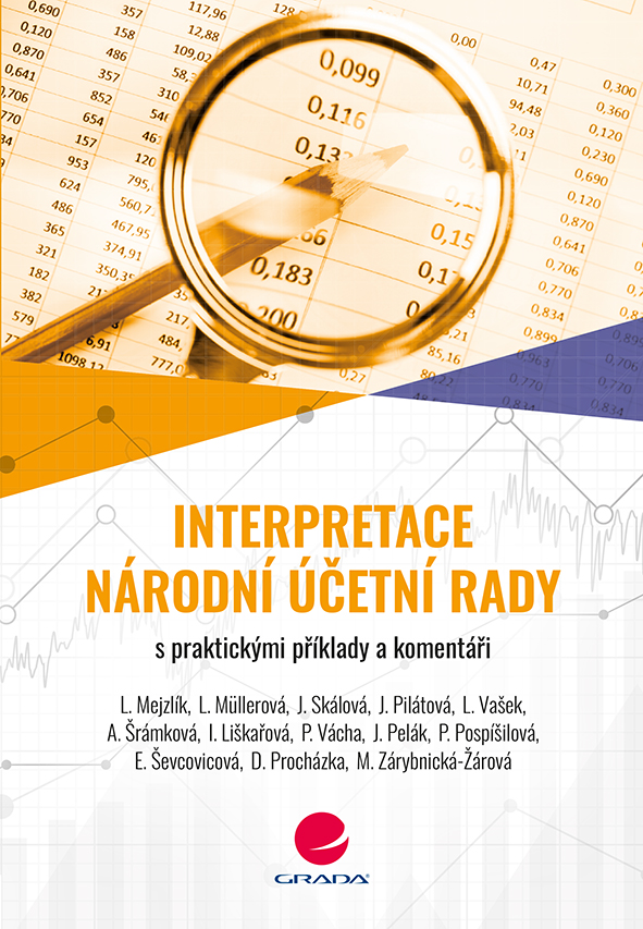 Interpretace Národní účetní rady, s praktickými příklady a komentáři
