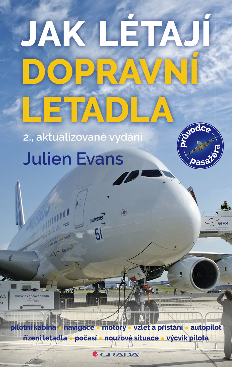 Jak létají dopravní letadla, 2., aktualizované vydání