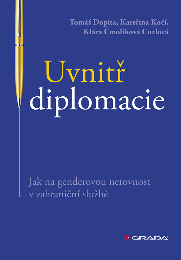 Uvnitř diplomacie, Jak na genderovou nerovnost v zahraniční službě