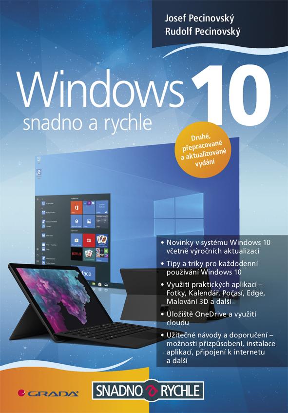 Windows 10, Snadno a rychle - 2., přepracované a aktualizované vydání