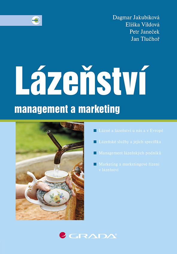 Lázeňství, management a marketing