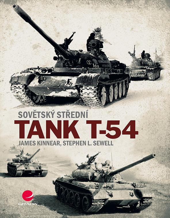 Sovětský střední tank T-54