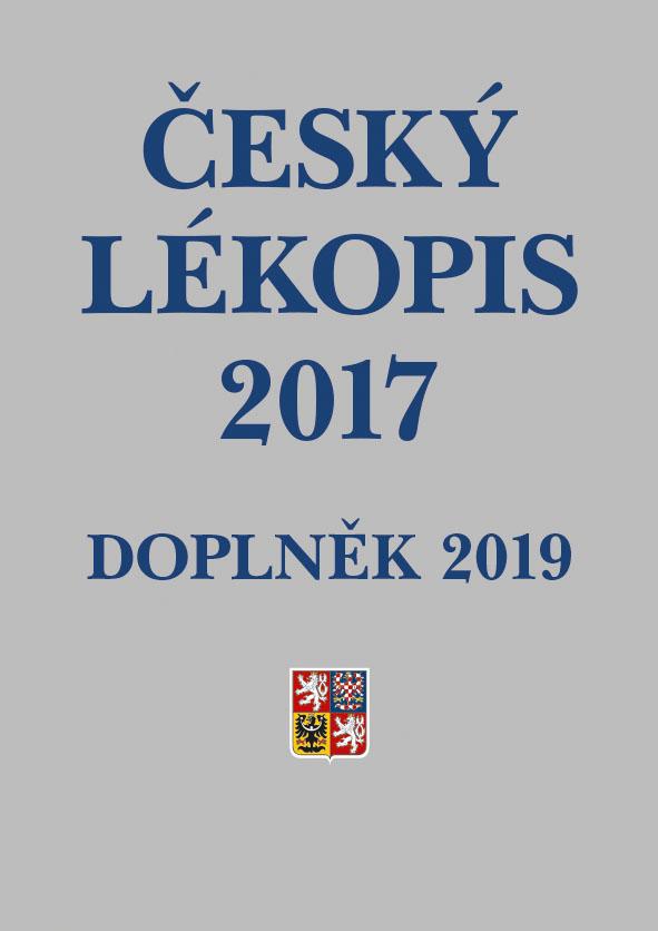 Český lékopis 2017 - Doplněk 2019, Tištěná verze