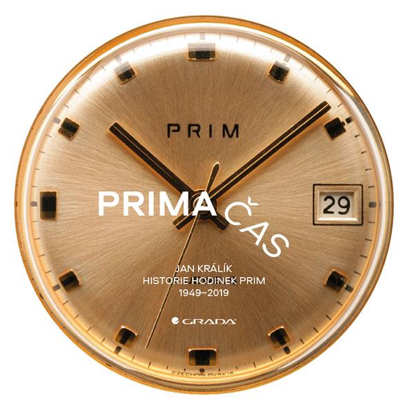 Prima čas, Historie hodinek Prim 1949-2019