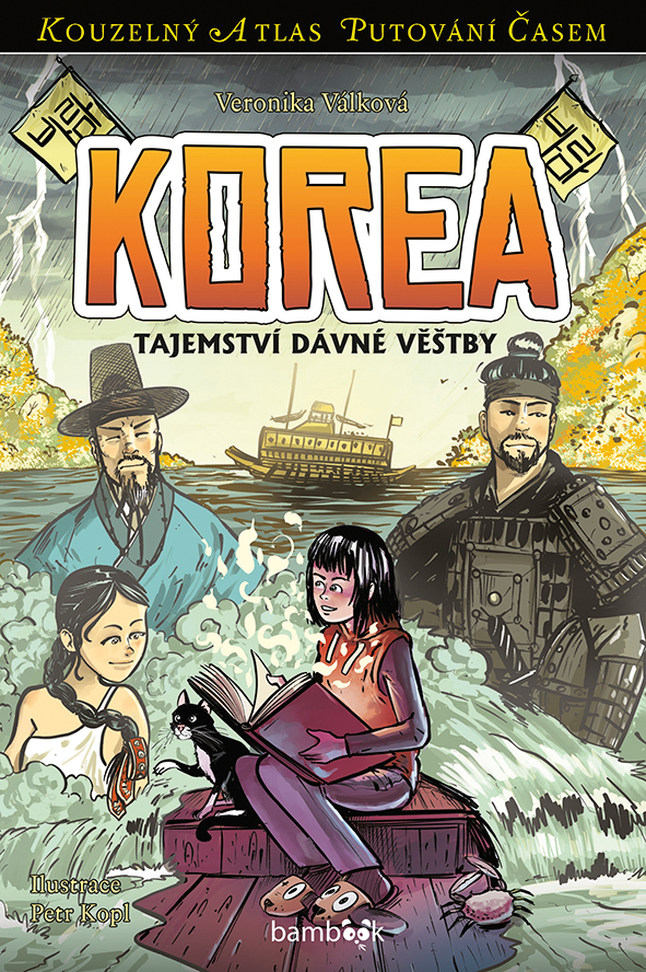 Korea, Tajemství dávné věštby