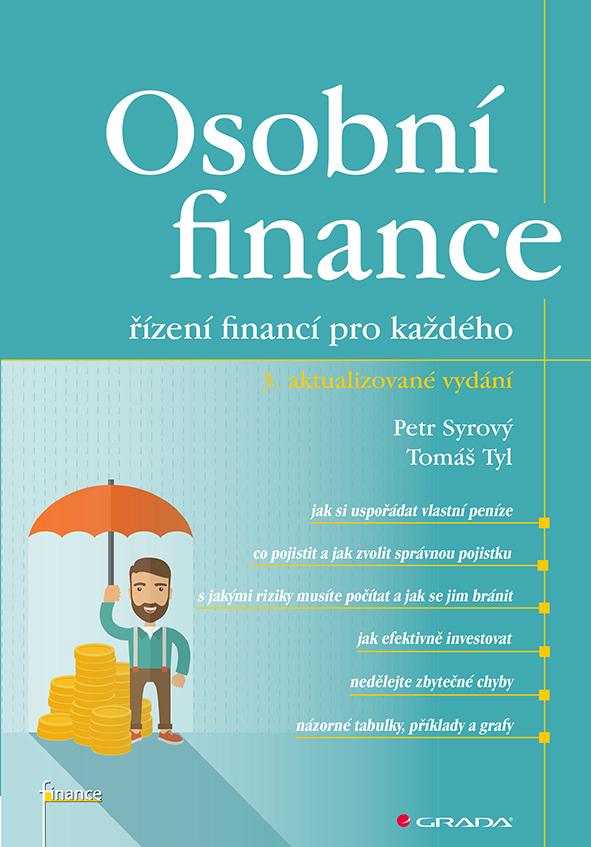 Osobní finance, 3. aktualizované vydání - řízení financí pro každého