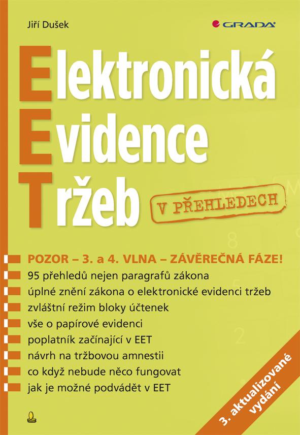 Elektronická evidence tržeb v přehledech, 3. aktualizované vydání