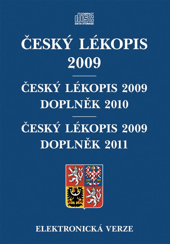Český lékopis 2009, ČL 2009 - Doplněk 2010, ČL 2009 - Doplněk 2011