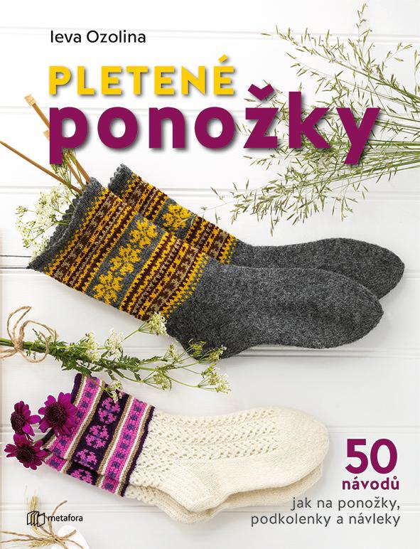 Pletené ponožky, Ozolina Ieva