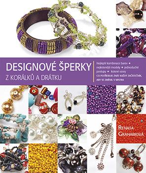 Designové šperky z korálků a drátku, Grahamová Renata