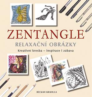 Levně ZENTANGLE: Relaxační obrázky, Krahula Beckah