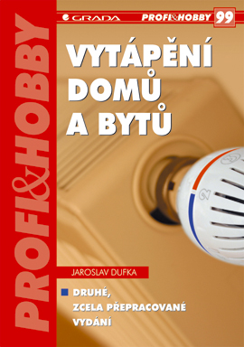 Vytápění domů a bytů, Dufka Jaroslav