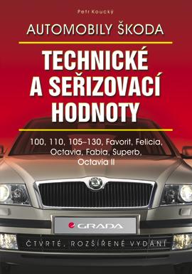 Automobily Škoda - technické a seřizovací hodnoty, Jiří Schwarz