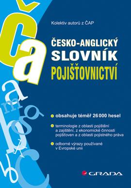 Česko-anglický slovník pojišťovnictví