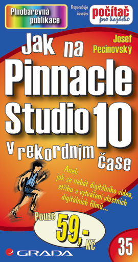 Jak na Pinnacle Studio 10