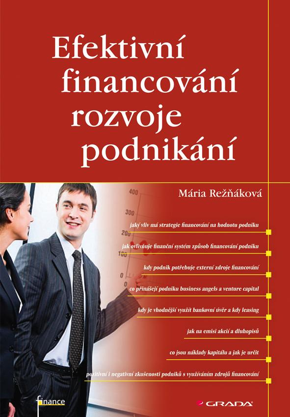 Efektivní financování rozvoje podnikání