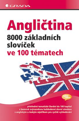 Angličtina - 8000 základních slovíček