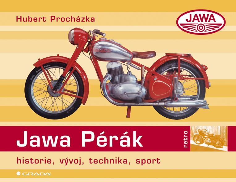 Jawa 250/350 Pérák, Procházka Hubert
