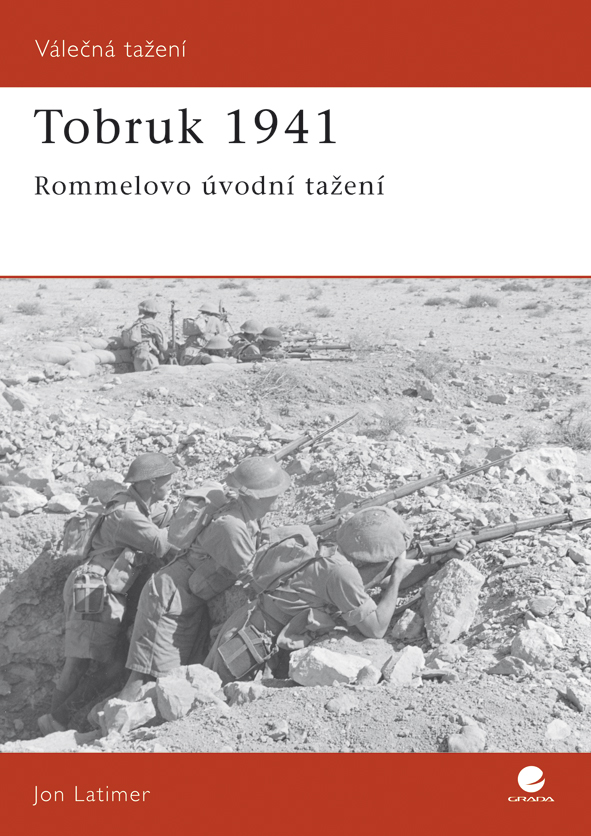 Tobruk 1941, Rommelovo úvodní tažení