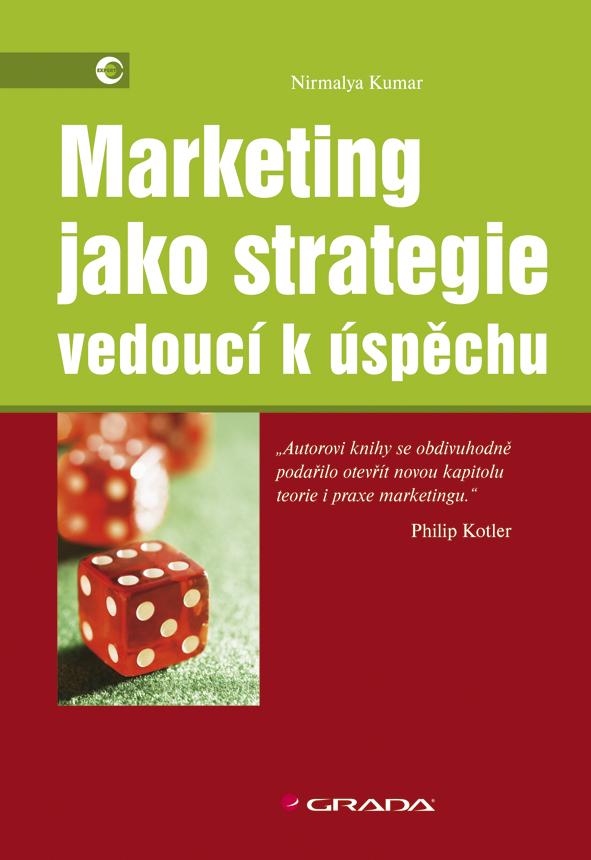 Marketing jako strategie vedoucí k úspěchu