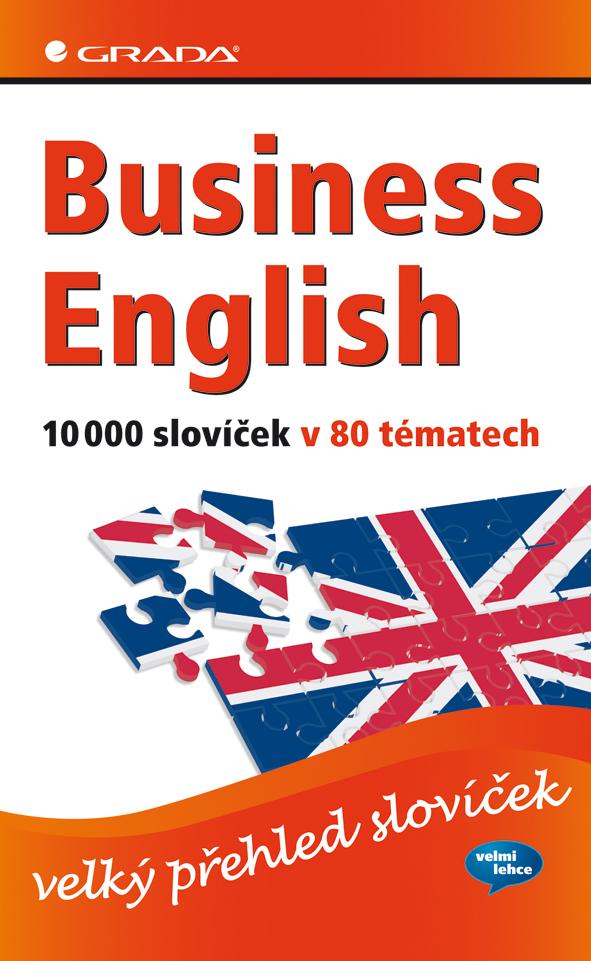 Business English - 10 000 slovíček v 80 tématech