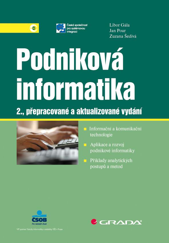 Podniková informatika, 2., přepracované a aktualizované vydání