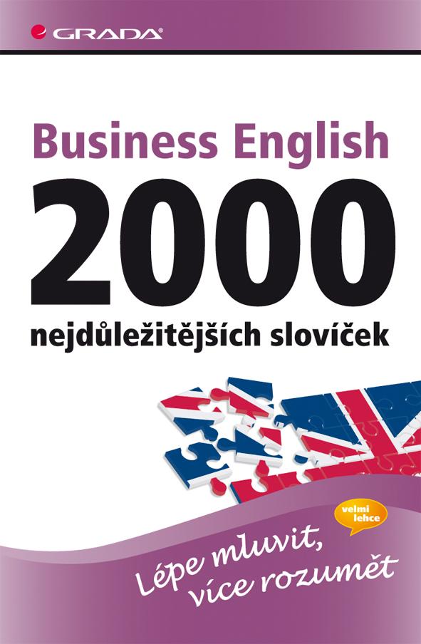 Business English - 2000 nejdůležitějších slovíček