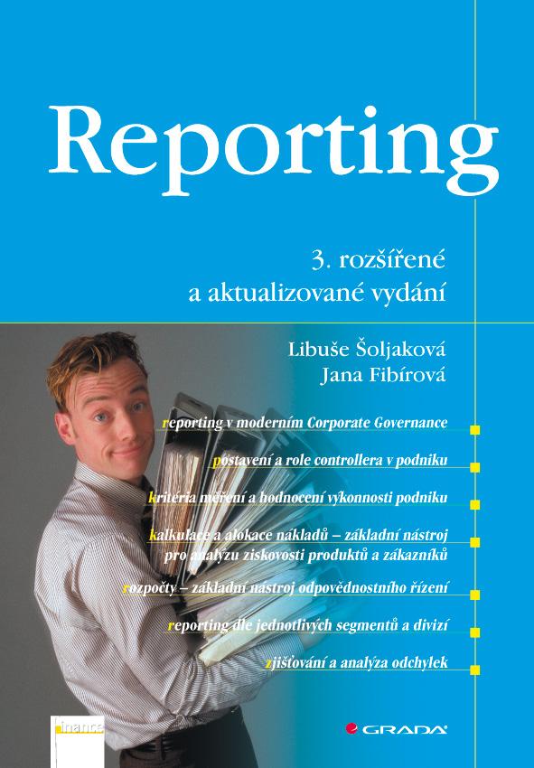 Reporting, 3. rozšířené a aktualizované vydání